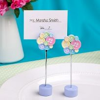 Little Buttons Place Card Holder